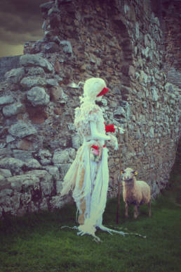 Beira- the shepherdess promotional photography